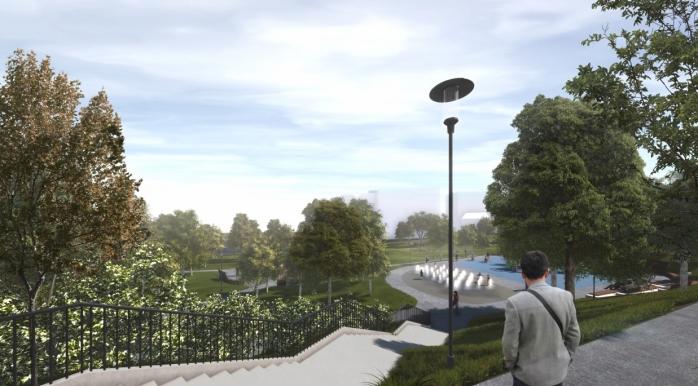 """Parcul Observator, aprobat în Comisia de Urbanism. Va avea sisteme """"smart"""" de iluminat și irigație - VIDEO"""