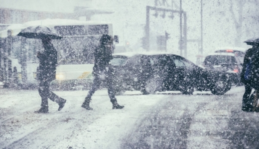 Vremea se răcește la Cluj! Se anunța patru zile cu lapoviță și ninsoare.