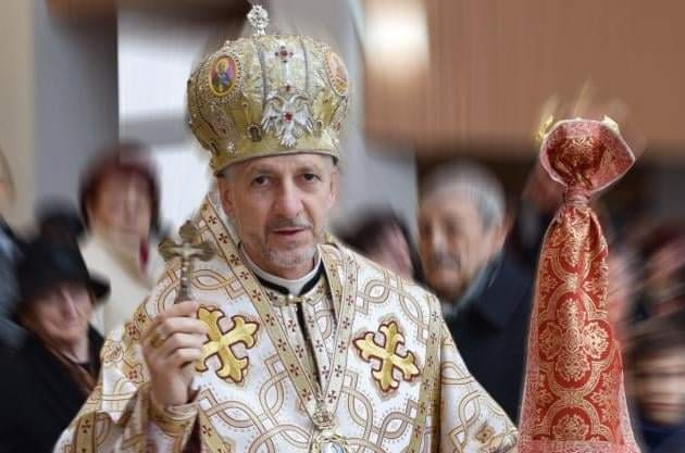 A murit episcopul greco-catolic de Cluj Florentin Crihălmeanu. A fost bolnav de COVID19!