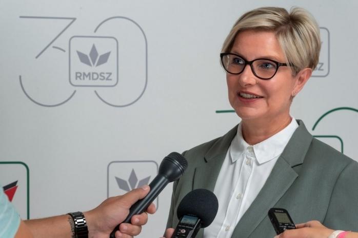Clujeanca Hegedüs Csilla, desemnată secretar de stat în Ministerul Fondurilor Europene