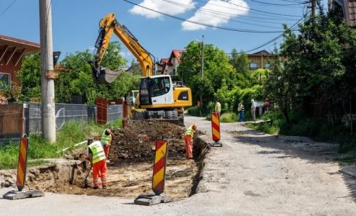 """Primăvara aduce modernizări în Iris și Dâmbul Rotund. Boc: """"Străzile, trotuarele, parcurile vor fi aduse la nivelul standardelor europene"""""""