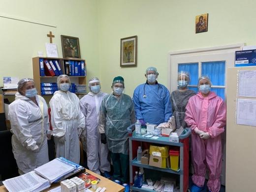 A început vaccinarea la DGASPC Cluj. Peste 600 de persoane urmează să fie imunizate