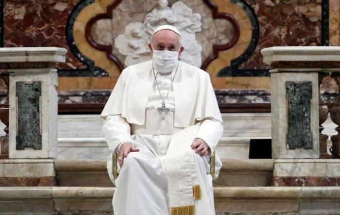 Papa Francis a reacționat după moartea PS Florentin Crihălmeanu