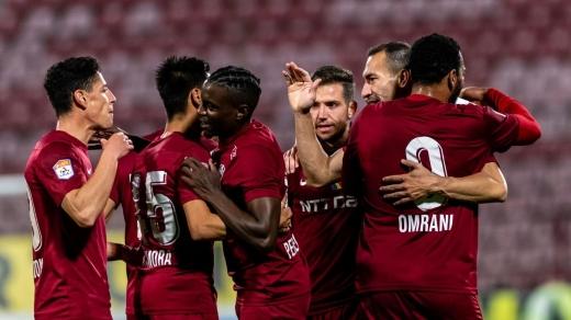 Victorie uriașă pentru CFR Cluj! Golul lui Debeljuh aduce 3 puncte mari în Gruia