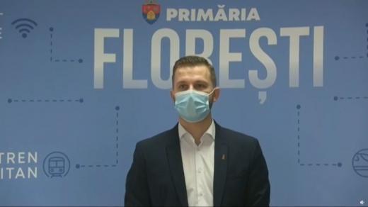 Primăria Florești vrea să acorde sprijin de 10 mil. euro pentru 50 de startup-uri