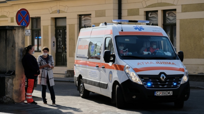22 de localități clujene rămân în scenariul roșu. Rata de infectare în Cluj-Napoca a coborât sub 5