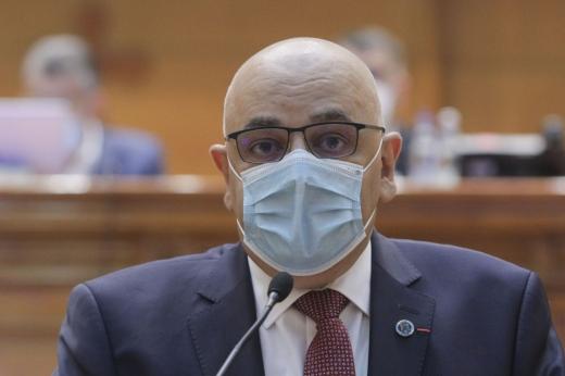 Raed Arafat este șeful Departamentului pentru Situații de Urgență