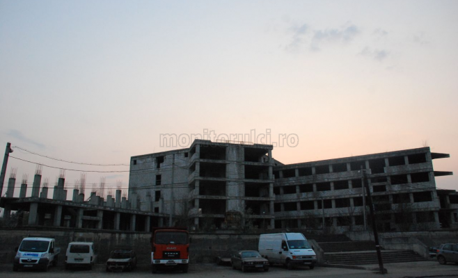 Încep lucrările la noul sediu al Academiei de Muzică din Cluj! Amplasamentul a fost dat pe mâna constructorului