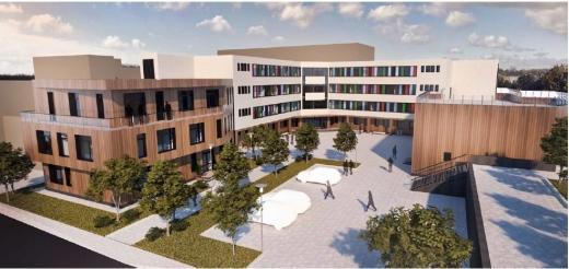 A început construirea celui mai modern sediu al unei școli speciale din țară. Cum va arăta și când va fi gata?