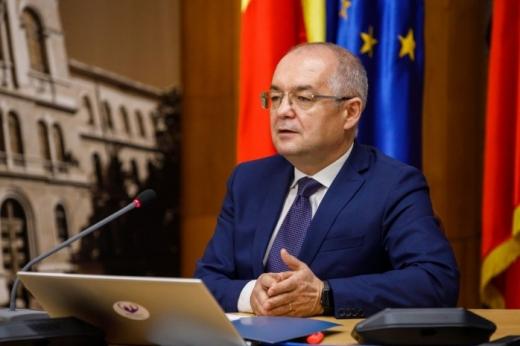 """Boc, despre situația COVID la Cluj-Napoca: """"Toate șansele să coborâm sub 3 la mie până la început de februarie"""""""