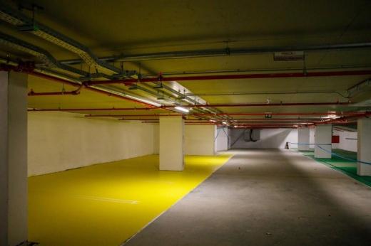 Parkingul Hașdeu este finalizat. Când vor fi distribuite locurile de parcare?