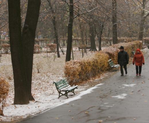 Vremea se încălzește în Cluj. Când va mai ninge?