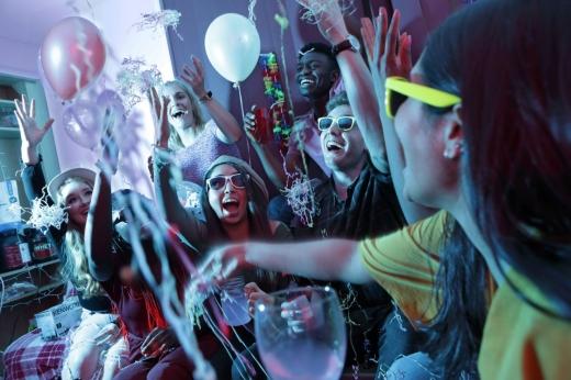 Petrecere cu 200 de persoane în Cluj-Napoca. Polițiștii au dat amenzi record