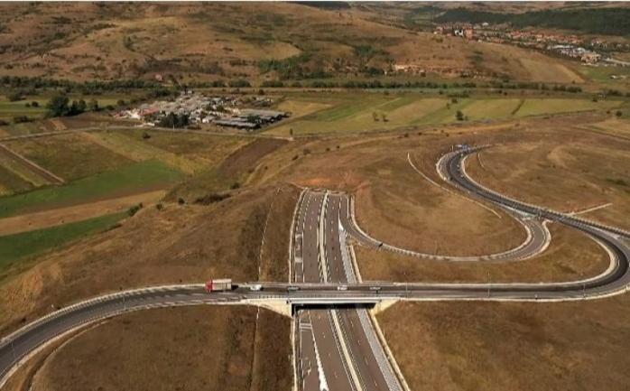 Cum va arăta tronsonul Nădășelu-Zimbor, de pe Autostrada Transilvania? VIDEO