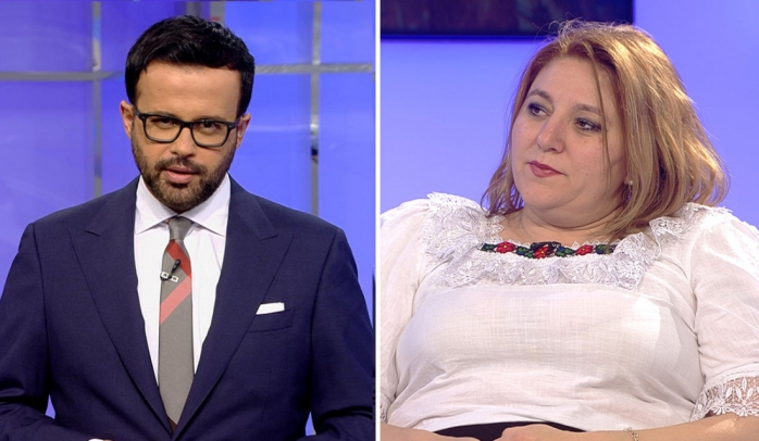 VIDEO. Diana Șoșoacă, umilită de Mihai Gâdea la Antena 3. Senatoarea a plecat din emisiune de nervi