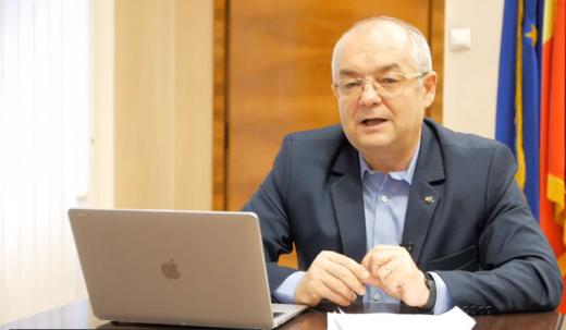 """Emil Boc, despre tragedia de la Spitalul Matei Balș: """"Mă îngrijorez pentru că acest spital este unul de referință în România"""""""