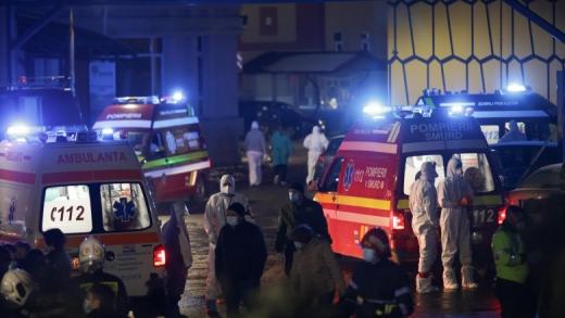 Incendiu Spitalul Matei Balș: A murit o pacientă transferată la alt spital. Bilanțul victimelor a ajuns la șase!