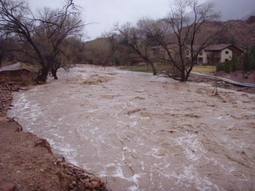 ATENȚIE! Cod galben de inundații în Cluj și în alte 7 județe din țară