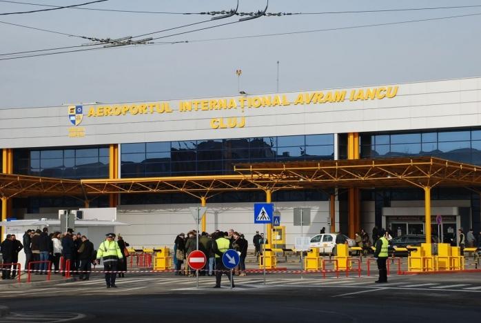 Un zbor din Cluj-Napoca a fost amânat! Apa din toaleta avionului a înghețat