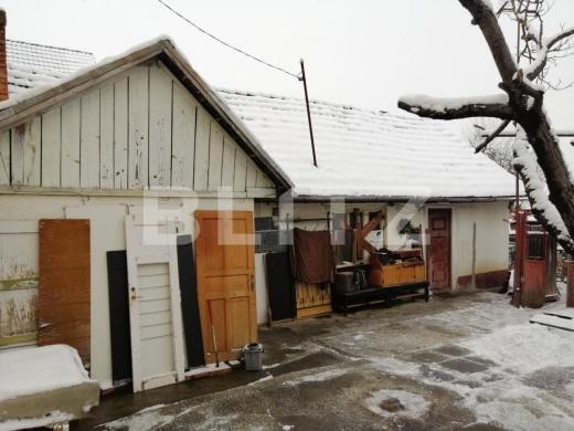 Preț nesimțit pentru o casă din Gruia! Bordei cu două camere, la vânzare cu 170.000 euro. GALERIE FOTO