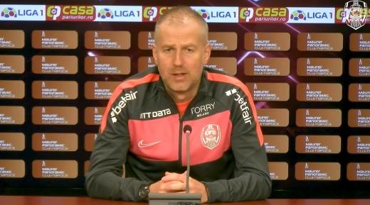 Edi Iordănescu, nemulțumit de ce a lăsat Dan Petrescu la CFR
