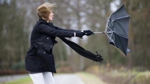 Vremea la Cluj: Cod galben de vânt puternic
