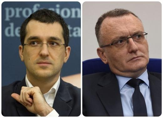 Contre între miniștrii Sănătății și Educației. Voiculescu insistă pe distanțare, Cîmpeanu nu semnează ordinul!