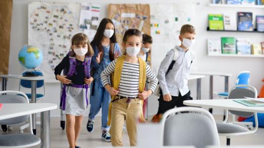 Scenariul de fucționare pentru fiecare școală din județul Cluj. Cum vor merge elevii la cursuri