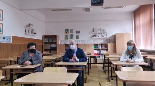 """Cluj-Napoca, iese din scenariul ROȘU? Boc: """"Avem toate șansele ca săptămâna viitoare să schimbăm scenariul școlilor"""""""