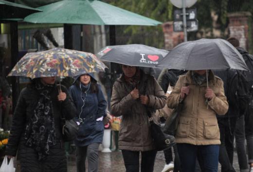 COD GALBEN de ploi și ninsori, la Cluj. Până când e în vigoare?