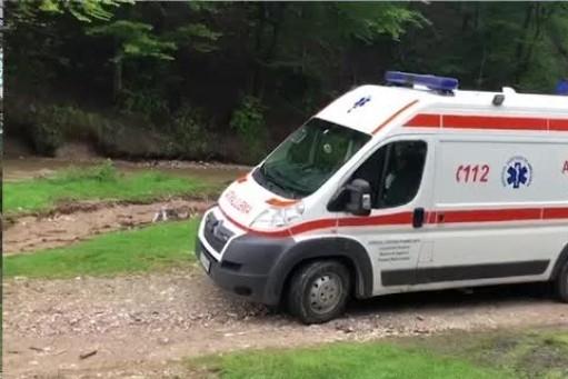 Asistentă medicală moartă într-un pârâu din Dej