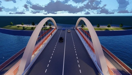 Încep lucrările la noul pod peste Someș. Investiția va fi suportată din bugetul de 2021