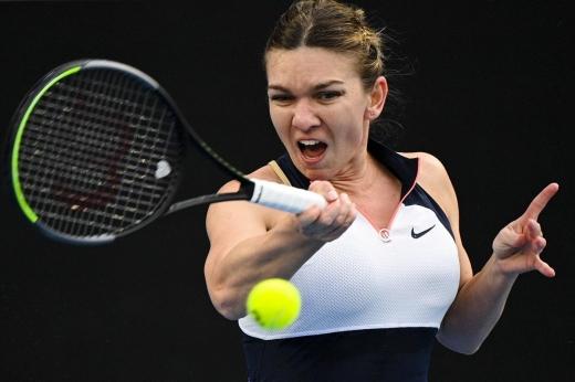 Simona Halep s-a calificat în sferturile finalei Australian Open 2021