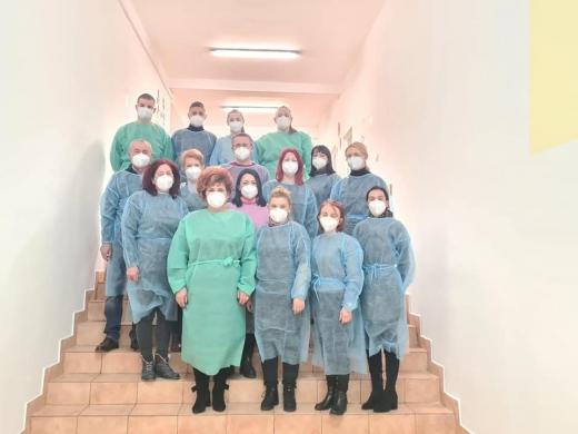 Centru de vaccinare anti-COVID-19 în Chinteni! Autoritățile pot imuniza doar 60 de persoane pe zi
