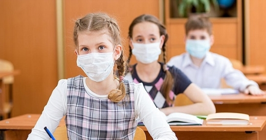 Copii infectați