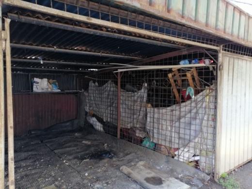 Locuitorii din Grigorescu, somați ridice garajele. Vor face loc primului parking din cartier