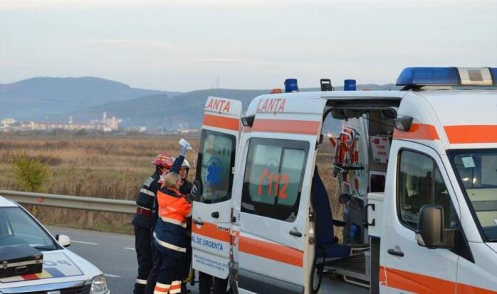 Accident GRAV în județul Cluj. Un bebeluș și trei femei au ajuns la spital
