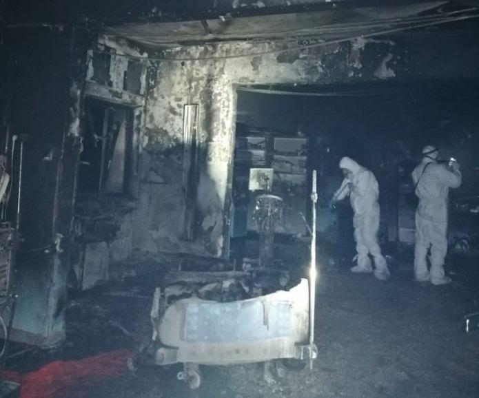 Peste 120 de incendii în spitalele din România în DOAR cinci ani! Care au fost cauzele?