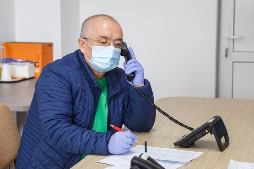 """Boc, iritat de succesul Clujului: """"Una e să calculezi incidența la 300 de teste și alta e la 2.000"""""""