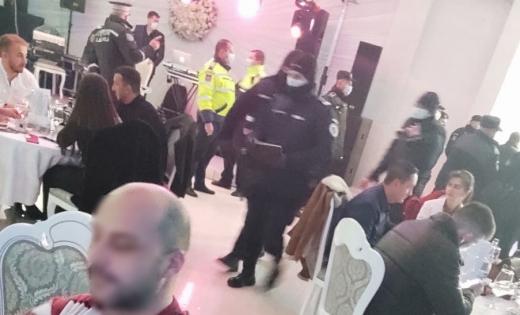 FOTO: Arhivă/ Petreceri oprite la Dej