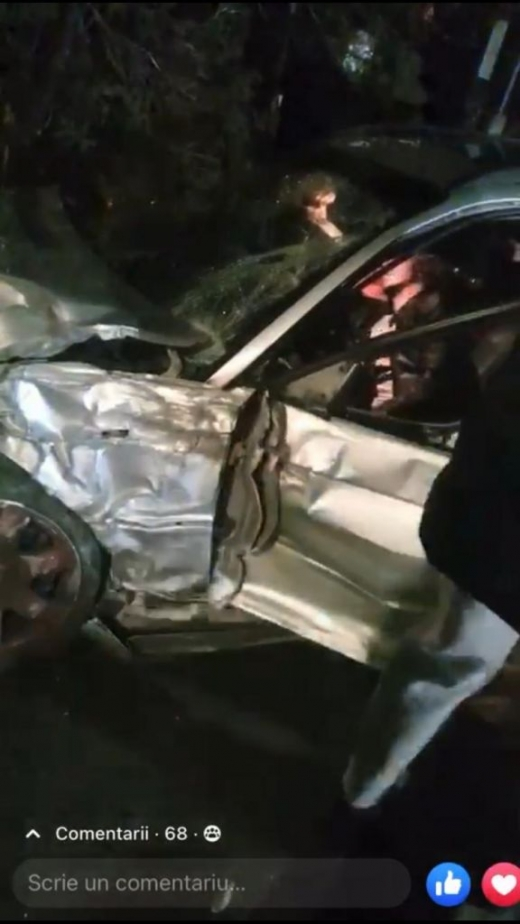 VIDEO. Accident GRAV pe Calea Baciului! Imagini greu de privit, filmate imediat după impact