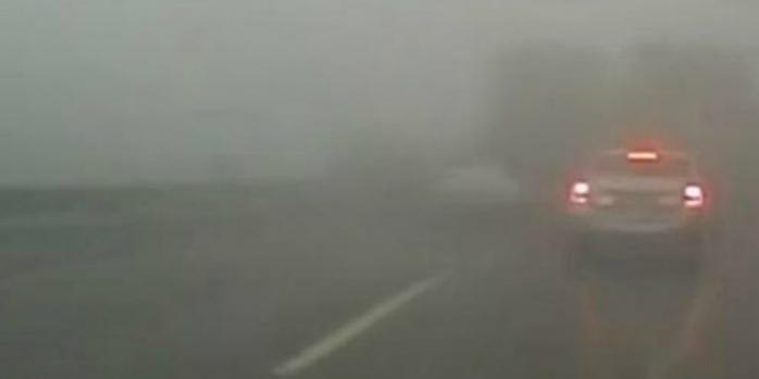 ATENȚIE șoferi! Ceață densă în Cluj și mai multe județe din țară