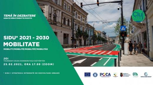 Dezbatere publică privind mobilitatea, la CIIC