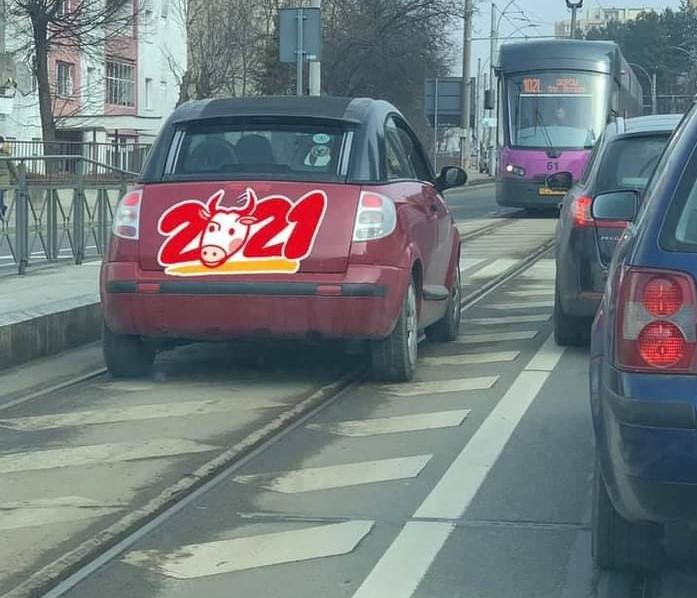 POZA ZILEI. Regulile de circulație au fost rescrise la Cluj pe modelul București