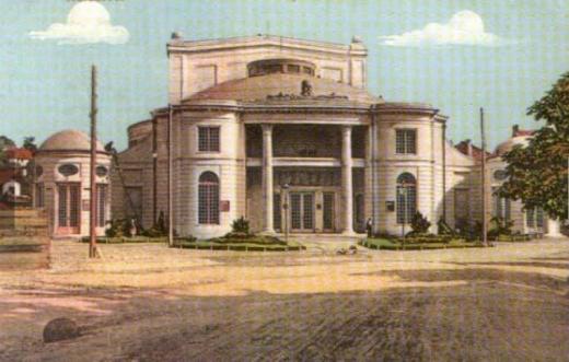 Clădirea Operei Maghiare în trecut - foto 1
