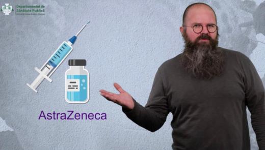 Razvan Cherecheș, expert în sănătate publică - explicații despre vaccinurile împotriva COVID-19
