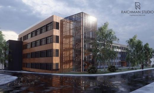 Clădirea Școlii Gimnaziale Iuliu Hațieganu se extinde