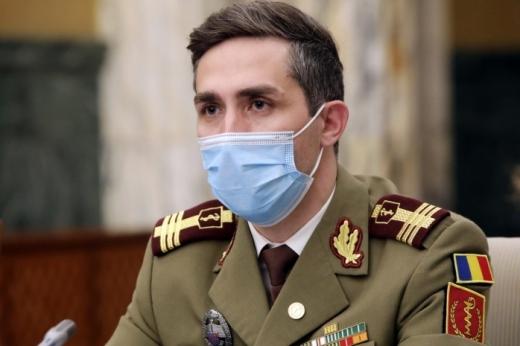 Valeriu Gheorghiță, coordonatorul campaniei de vaccinare COVID-19