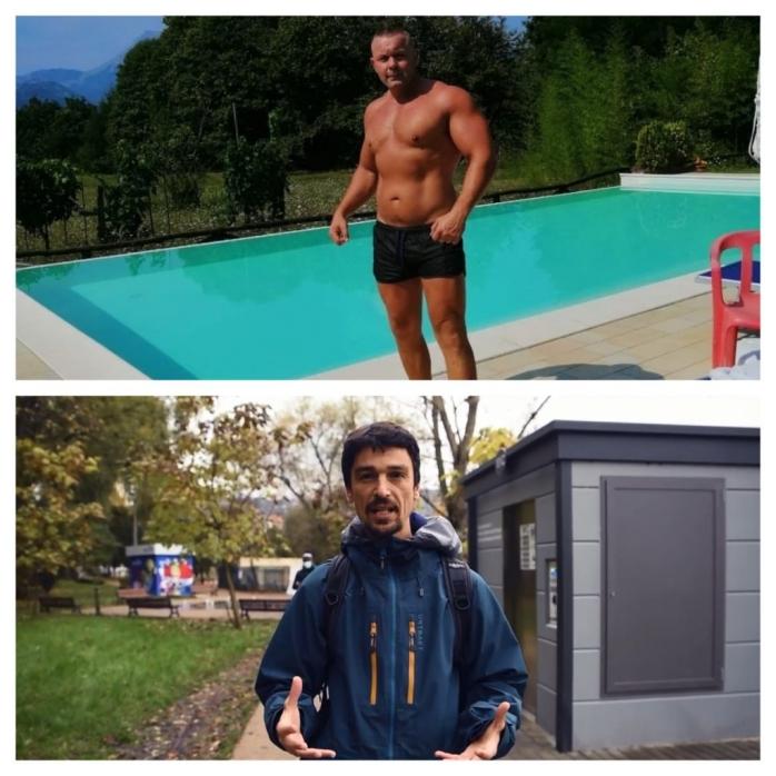 Adrian Dohotaru și Victor Vic, amenințări pe internet