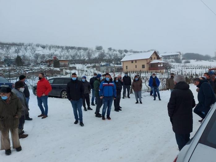Boc, soluții pentru localnicii de pe Valea Fânațelor